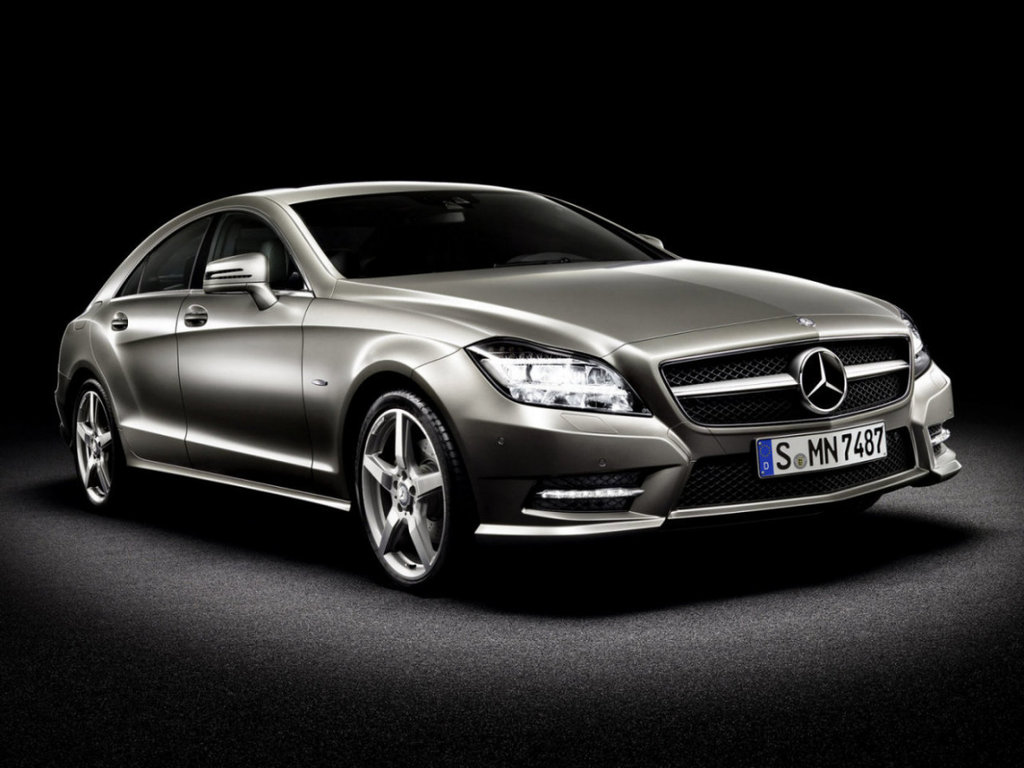 Мерседес CLS (2010год)
